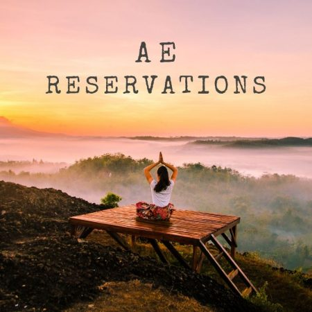 AE Reservations for Groups